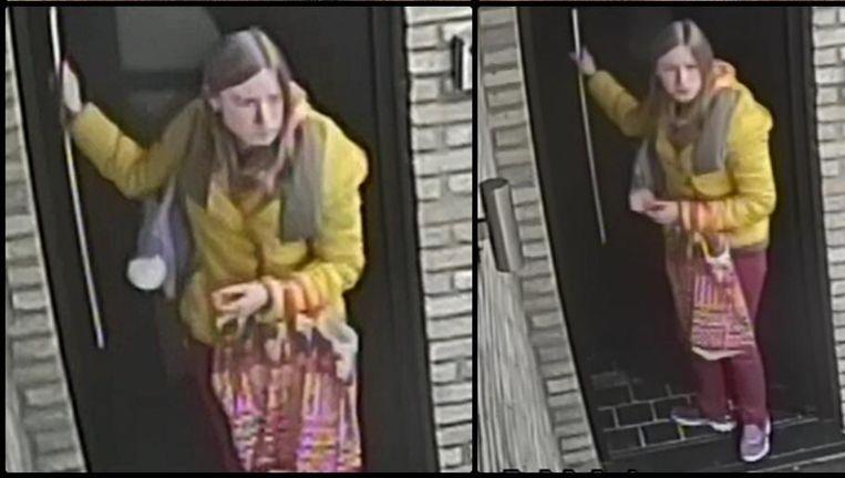 De twintigjarige Shashia Moreau verdween dinsdag. Sindsdien ontbrak elk spoor van haar.