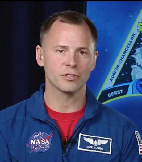 Astronaut Sojoez kan weer lachen na mislukte lancering
