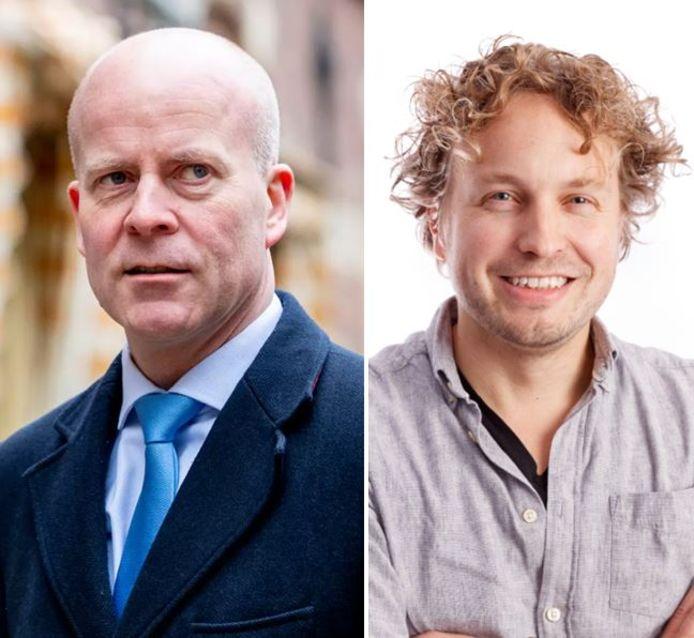"""Staatssecretaris Raymond Knops: ,,Den Haag snapt niet wat er in de regio speelt."""" Columnist Niels Herijgens: ,,Wat heb je daar dan zelf de afgelopen vijftien jaar gedaan?"""""""