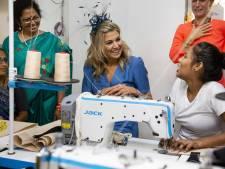 Willem-Alexander en Máxima zien kleine wonderen in Mumbai