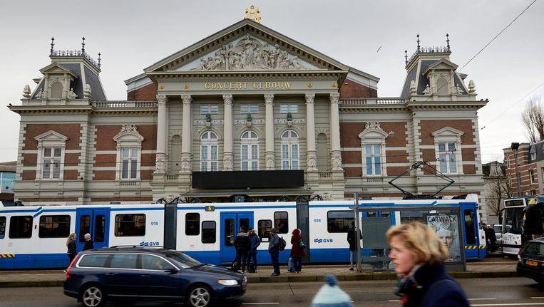 De subsidie blijft gelijk bij onder andere De Balie, het Concertgebouw, Toneelgroep Amsterdam en Paradiso Beeld anp