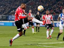 Teleurstelling overheerst bij PSV'er Denzel Dumfries na remise in Heerenveen: 'Kritisch naar elkaar kijken'
