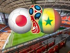 Japan en Senegal bij zege vrijwel zeker in achtste finale