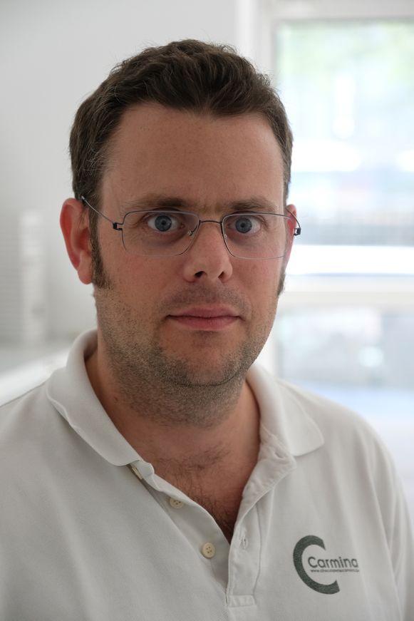 Dieter Van den Broeck.