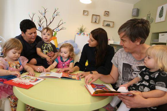 18 gemeenten bundelen hun informatie over beschikbare kinderopvang.