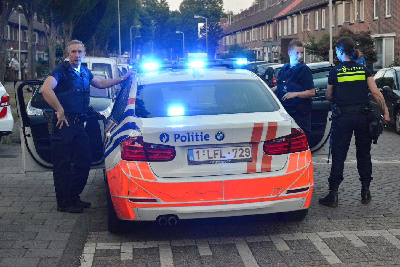 Incident Monseigneur Nolensplein in Breda.