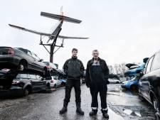 Autosloperij herrijst na verwoestende brand: 'Wil agent die mij inrekende recht in de ogen kijken'