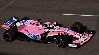Naam Force India verdwijnt na elf jaar uit Formule 1
