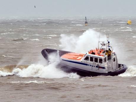 Man vermist op Noordzee: zoektocht op water én aan boord