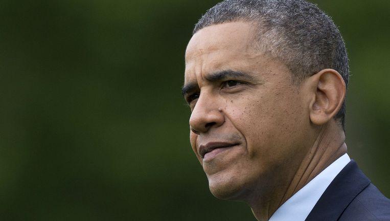Obama wil de IRS streng aanpakken na bevindingen rapport inspecteur-generaal. Beeld ap