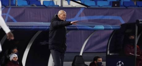 Zidane geniet van 'spectaculair' Real Madrid