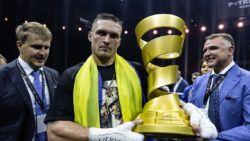 Oekraïner Usyk klopt Rus Gassiev en verenigt WBC-, WBA-, IBF- en WBO-bokstitel