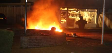 Branden op straat, dat wil de burgemeester  niet in aanloop naar de jaarwisseling