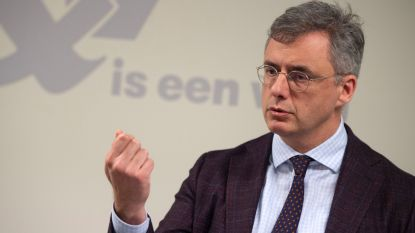 CD&V-voorzitter Coens pleit voor hogere lonen voor wie werkt in zorgsector