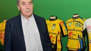 IN BEELD. Merckx en andere prominenten uit de wielersport vieren in Gents Kuipke 25ste verjaardag van Sport Vlaanderen-ploeg