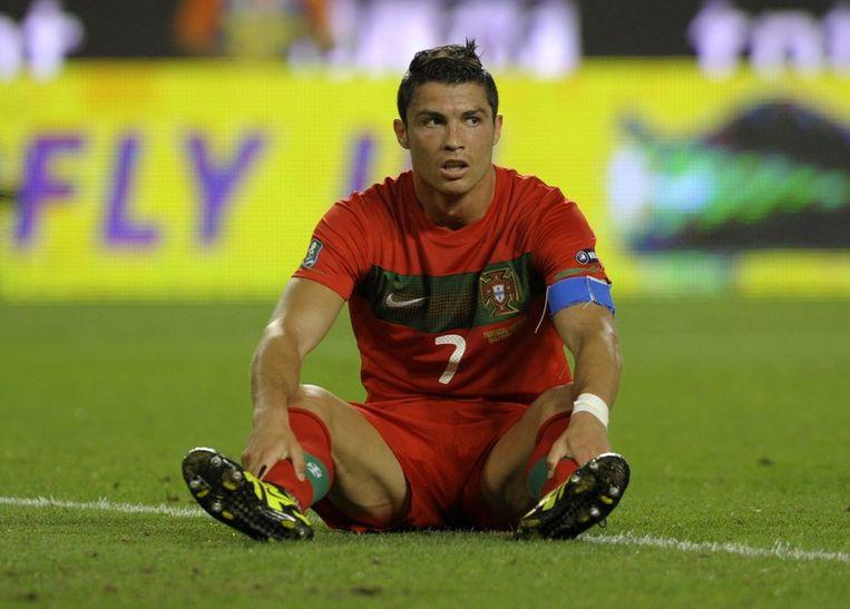 Cristiano Ronaldo: 38,8 miljoen. Beeld afp