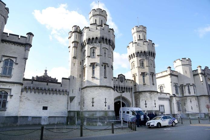 De Sint-Gillis-gevangenis in Brussel.
