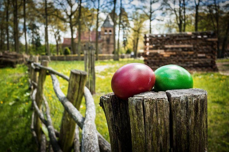 Geen paasfestival in Bokrijk, maar wel pret met eieren vanuit je kot dit jaar.