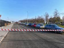 Parallelweg Etten-Leur afgezet vanwege gaslek