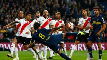 LIVE COPA LIBERTADORES. GOAL! Benedetto breekt de ban voor Boca Juniors, River Plate moet achtervolgen