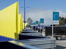 Stortbordes op Osse milieustraat stilletjes geopend