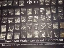 Drugsdealer (23) uit Schiedam aangehouden in Dordrecht