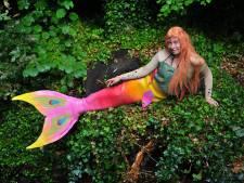 Clubhart: Deniz Sarac leeft als een zeemeermin