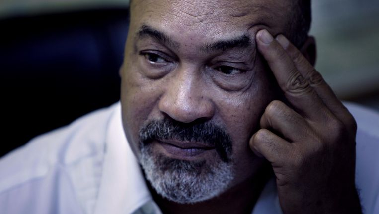 Desi Bouterse. Beeld ANP
