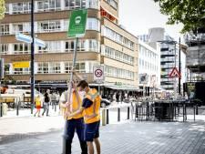 Rotterdam klaar voor mondkapjesplicht: 'Mensen kunnen hier nog steeds veilig winkelen'