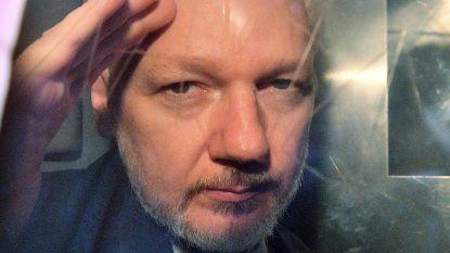 """Gezondheidstoestand Julian Assange zo slecht dat hij """"kan sterven in cel"""""""
