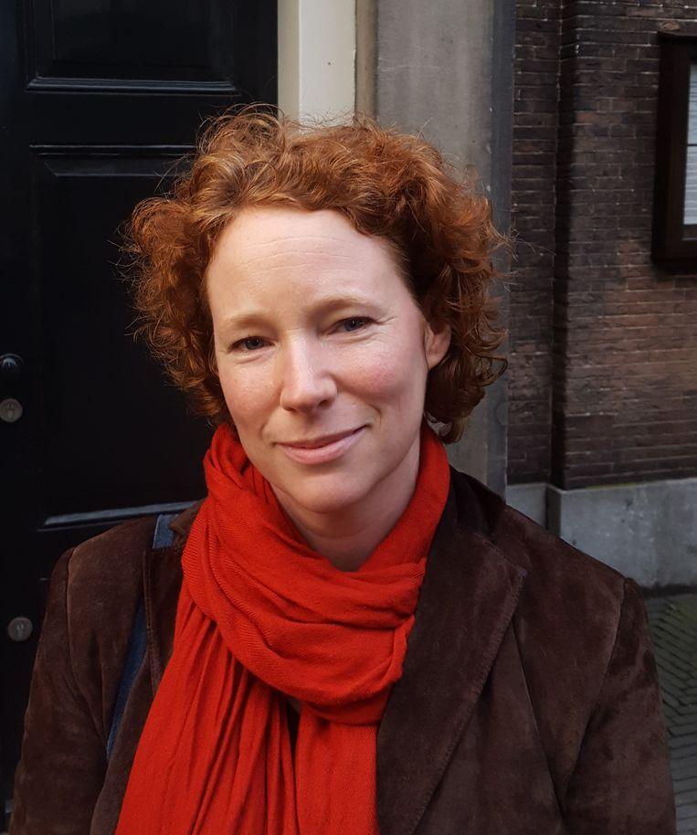 Linnet Taylor: 'Het gaat erom dat we het debat voeren over wat we ethisch vinden.' Beeld