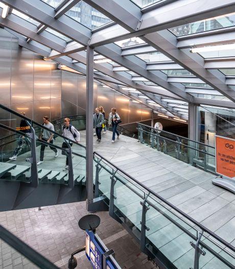 Wie moet peperdure stationstrap van 2,3 miljoen euro betalen? Stad en provincie wijzen naar elkaar