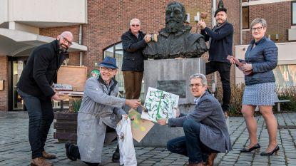 Davidsfonds laat kunstschilder Karel van Mander uit de dood verrijzen