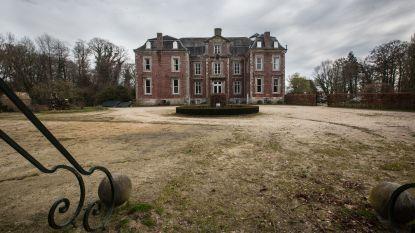 Wandeling voor kleuters aan kasteelpark Leut