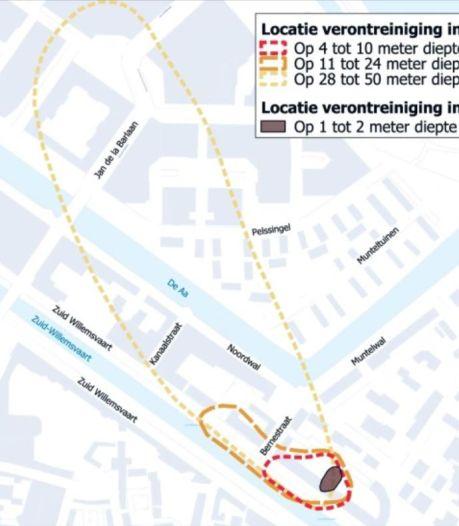 Ernstige verontreiniging in deel van de Hofstad, maar renovatie kan gewoon doorgaan