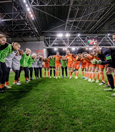 Leeuwinnen-jaar in cijfers: 15 zeges, Miedema op dreef en WK-succes