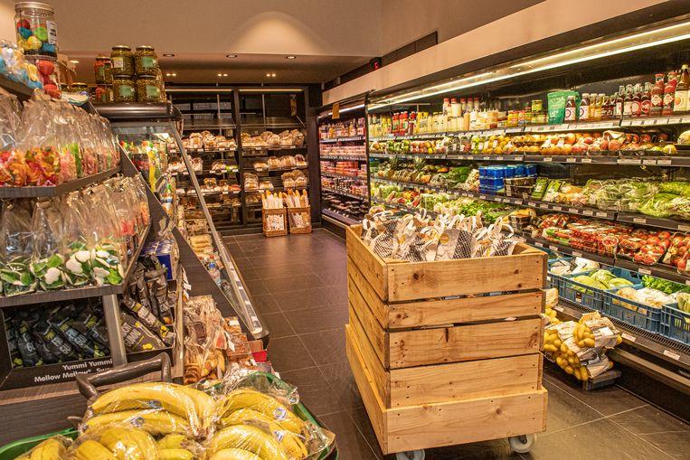 Vandeputte is meer dan vlees, vis en charcuterie. Ook brood, fruiten en groenten kun je er kopen.