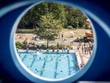 LIVE | Hitte in Twente: zwemmers zoeken verkoeling