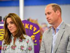 La vidéo du prince William et de Kate Middleton qui ne passe pas