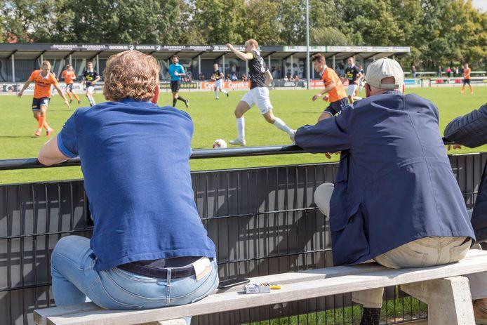 Ook bij Quick'20 in Oldenzaal zijn er de nodige voorbereidingen getroffen.