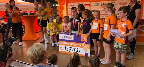 Run for Kika: opa Jacques (88) wil genezing Bodhi (2) meemaken