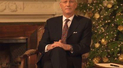 """Koning kaart politieke spanningen aan in kersttoespraak: """"Gedurfder dan de voorbije jaren"""""""