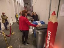 Eerste stemmen al uitgebracht door nachtbrakers in Helmond