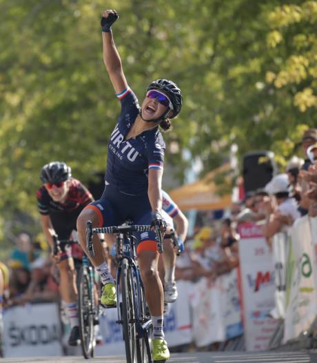 Koster wint vierde etappe Ronde van de Ardèche