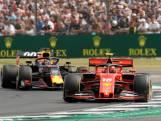 Verstappen en Leclerc zorgen voor spektakel in pitstraat