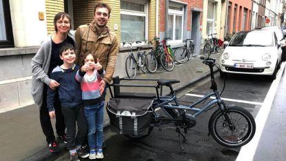 Schepen Bieke Verlinden (sp.a) dumpt auto