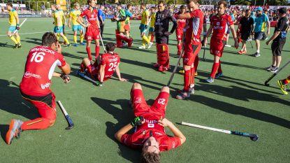Geen nieuwe trofee voor Red Lions: Australië met 3-2 te sterk in finale Hockey Pro League