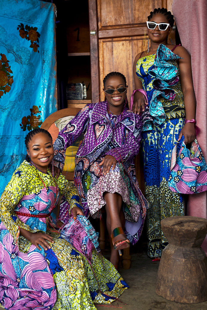 City of Joy collection by Abiola Adeniran-Olusola.