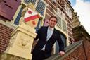 Pieter Verhoeve, voorzitter van de Koninklijke Bond van Oranjeverenigingen.