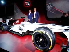 F2-kampioen Leclerc debuteert voor Sauber in Formule 1